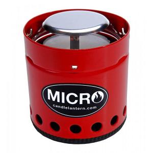 Uco Micro Candle Lantern ingeklapt