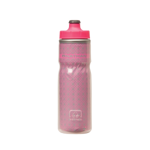 Nathan Fire and Ice Waterfles 600ML Pink