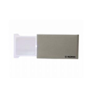 Pocket vergrootglas 2X met LED Verlichting