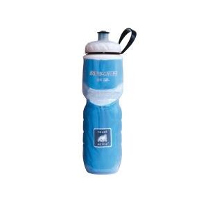Polar Bottle 0.6L Geïsoleerde Bidon Blauw