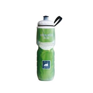 Polar Bottle 0.6L Geïsoleerde Bidon Groen