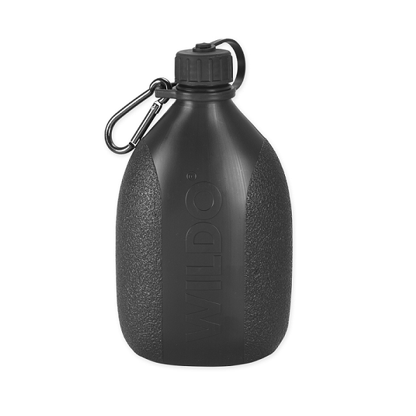 Wildo Hiker Bottle Veldfles Zwart