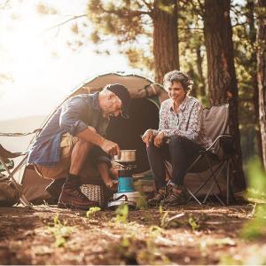 Camping branders