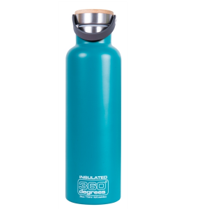 360° Vacuüm Thermosfles 0.75L Teal