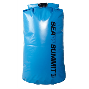 De Sea to Summit Stopper Dry Bag 65L Blauw