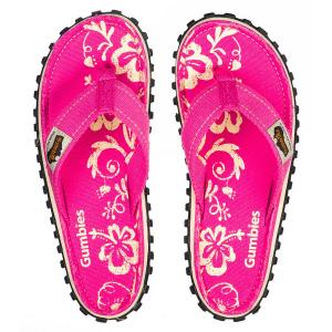 Gumbies Flip Flop Pink Teenslipper