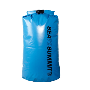 Sea to Summit Stopper Dry Bag 35L Blauw