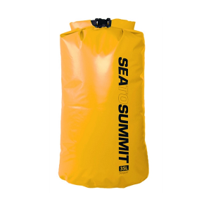 Sea to Summit Stopper Dry Bag 35L Geel