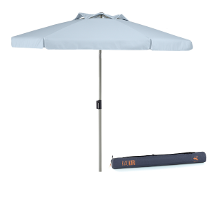 Strandparasol Terre Nation Kau Kiri Plus Blauw