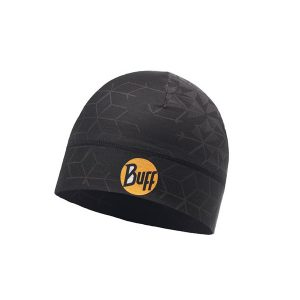 BUFF® Muts Microfiber 1 Layer Hat Helix Black