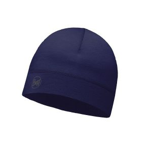 BUFF® Muts Microfiber 1 Layer Hat Solid Medieval Blue