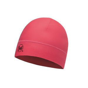 BUFF® Muts Microfiber 1 Layer Hat Solid Wild Pink