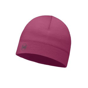 Buff® Muts Microfiber 1 Layer Hat Solid Amaranth Purple