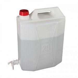 Highlander Jerrycan 20 Liter met kraan