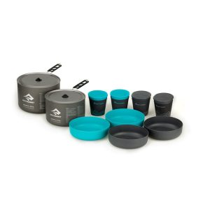 Sea to Summit AlphaPot Cookset 4.2 - 4-pers camping pannenset