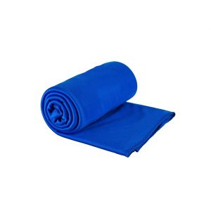 Sea to Summit Pocket Towel Reishanddoek 40x80 blauw