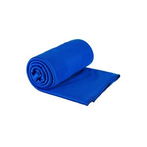 Sea to Summit Pocket Towel Reishanddoek 50x100 Blauw