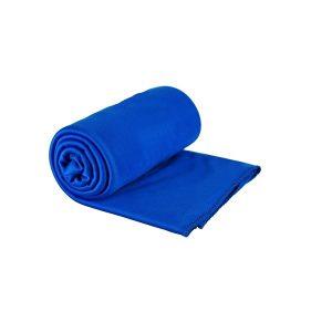 Sea to Summit Pocket Towel Reishanddoek 60x120 Blauw