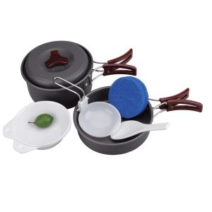 Ace HARD-ANODIZED CAMP KIT Small