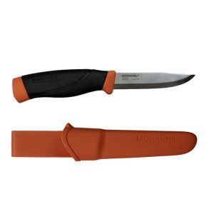 Mora Companion Heavy Duty Burnt Orange S