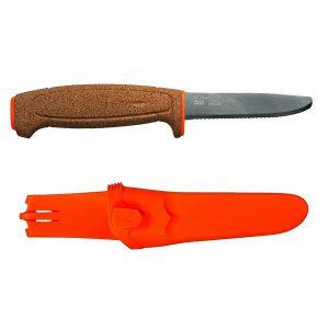 Mora Floating serrated knife