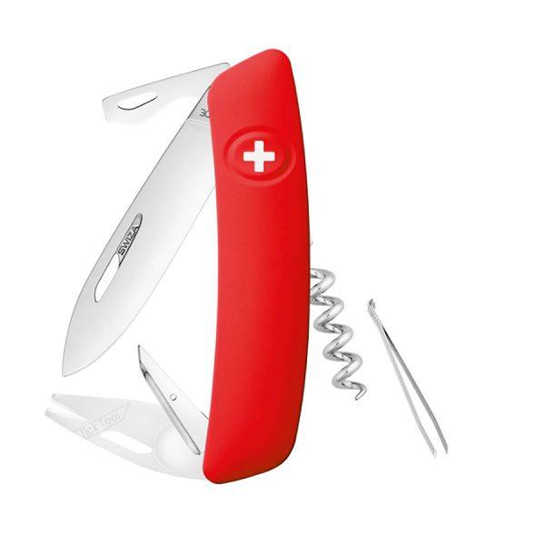 Swiza TT03 Tick Tool Red