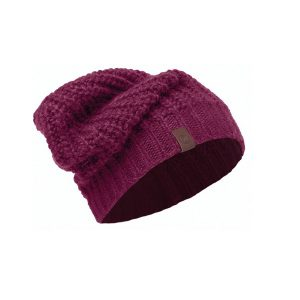 BUFF® Muts Knitted Gribling Red Plum