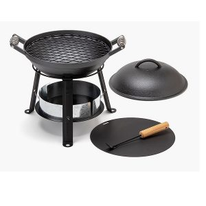 Barebones All-in-One Outdoor Grill