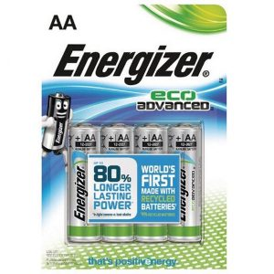Energizer EcoAdvanced AA (4)