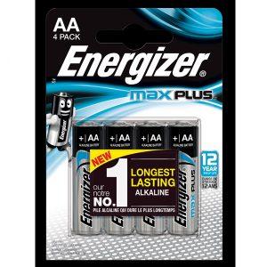 Energizer Max Plus AA Penlite batterij