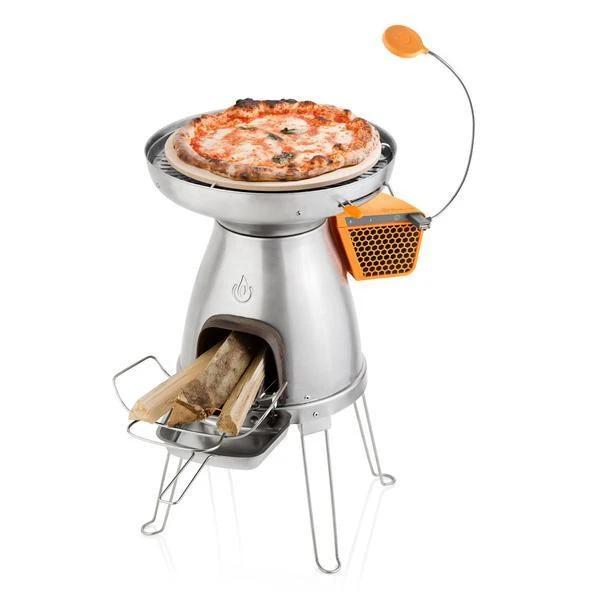 BIOLITE BASECAMP PIZZA BUNDLE Pizzaoven