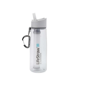 LifeStraw Go Waterfilter fles Clear