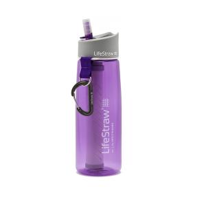 LifeStraw Go Waterfilter fles Purple