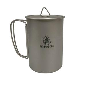 Pathfinder Titanium Drinkbeker 0,6L