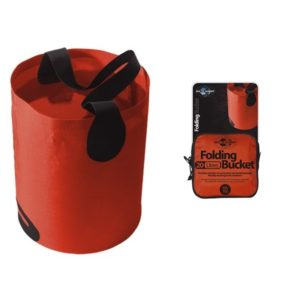 SEA TO SUMMIT FOLDING BUCKET WATERZAK 10L